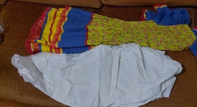 Lindo vestido de festa junina - Foto 2