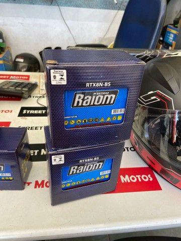 Bateria para suzuki yes intruder gsr150 raiom entrega todo Rio  - Foto 3