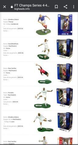 Figura Real do Fenômeno Ronaldo 9 FT Champs - Figura Real - Foto 5