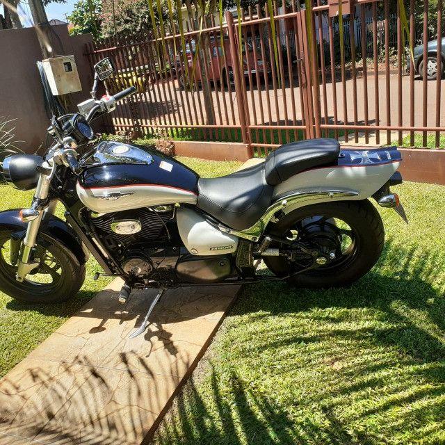 Moto Suzuki Boulevard 2009 - Foto 10