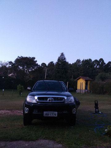 Hilux 2009 2.7 vvti a gasolina 4x2 - Foto 5