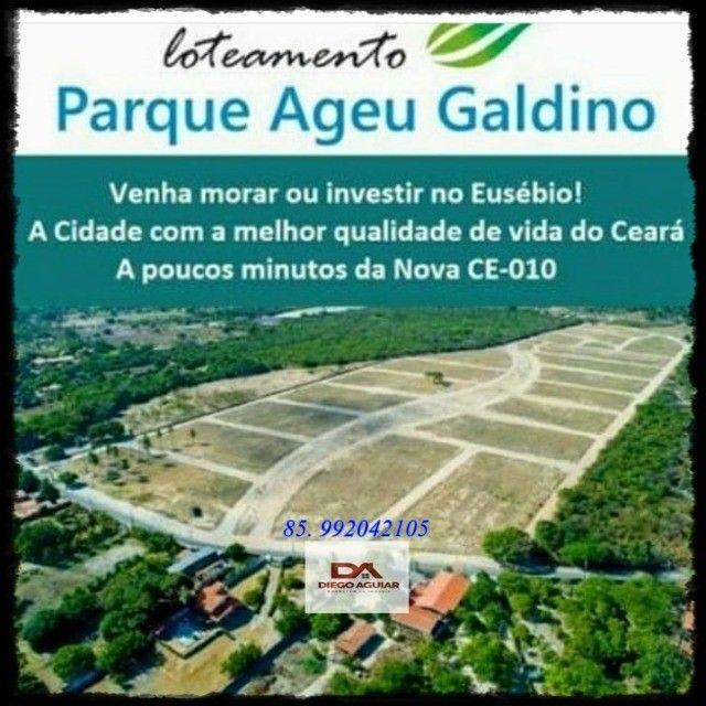 (((  Acesso Fácil ao Centro do Eusébio, Fortaleza e Porto das Dunas. ((( - Foto 3