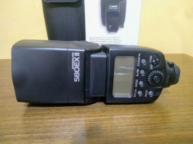 Flash Canon 580 EX II - Foto 4