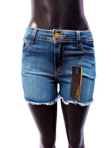 Short Jeans Cós alto - Foto 3