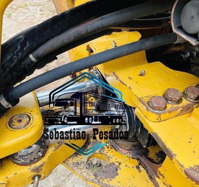 Retro Escavadeira Caterpillar 416E 2013  - Foto 4