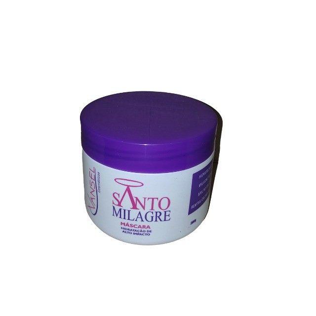Kit Capilar Santo Milagre Vansel com Shampoo Condicionador e Máscara de Hidratação - Foto 6