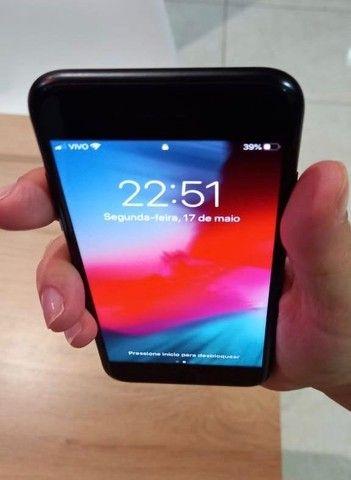 Iphone 7 - 32 GB preto  - Foto 3