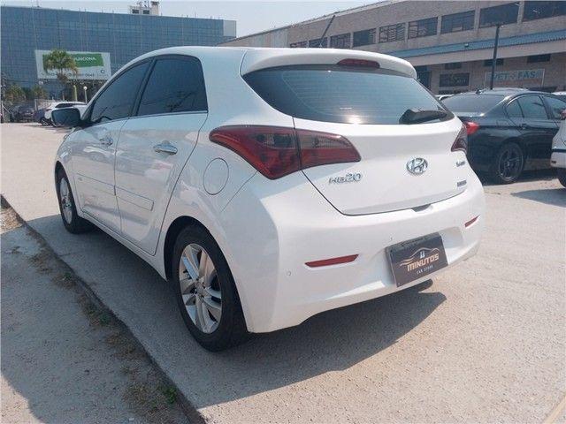 Hyundai Hb20 2015 1.6 premium 16v flex 4p automático - Foto 8