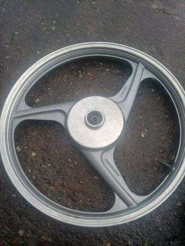 Vendo esse par de rodas  - Foto 3