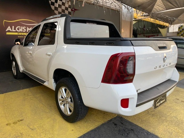 Pick Up Renault Duster Oroch 1.6 Flex Completo Impecavel - Foto 6
