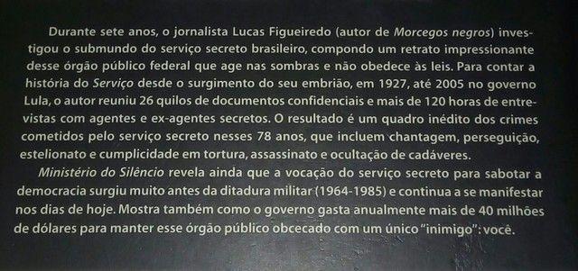 A história do serviço secreto brasileiro de Washington Luís a Lula (1927-2005) - Foto 3