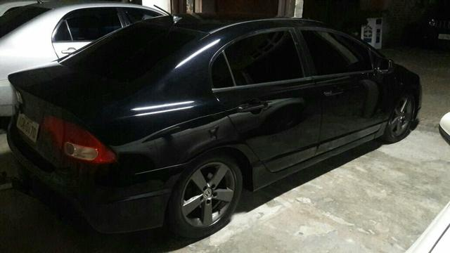Honda New Civic ( Laudo Susp. Inmetro + Couro ) Barbada
