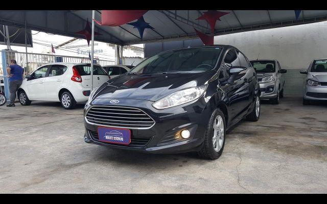 Ford New Fiesta 1.6 Automático 2014