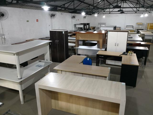Móveis Usados e Seminovos p/ escritórios - Foto 4