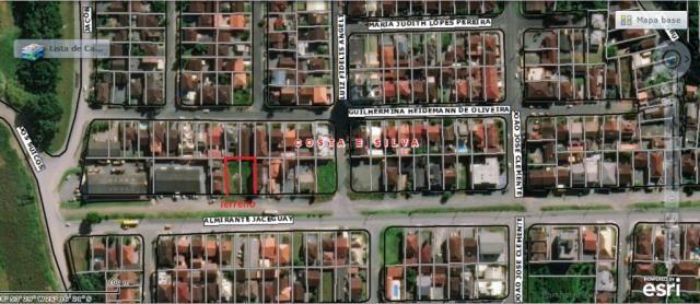 Terreno à venda em Costa e silva, Joinville cod:V06590 - Foto 4