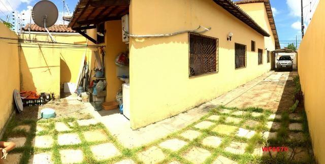 Casa plana no Castelão, 3 quartos, 6 vagas, deck com churrasqueira, - Foto 10