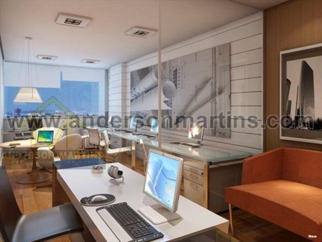 Escritório à venda com 0 dormitórios em Praia da costa, Vila velha cod:4009 - Foto 14