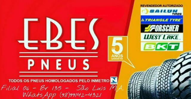 PNEUS PARA PICK'UPs 265/70 R16 A/T BORRACHUDO