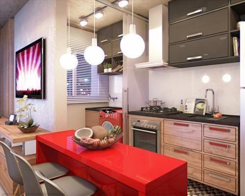 Apartamento à venda com 2 dormitórios em Praia do canto, Vitória cod:3405 - Foto 4