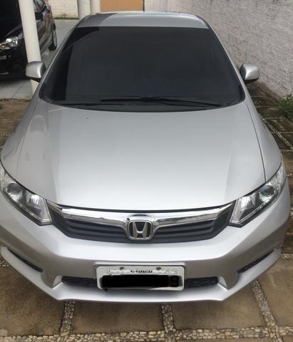 Vendo Honda Civic LXS Aut 2013 R$ 45.000 Whataps 86 999135688
