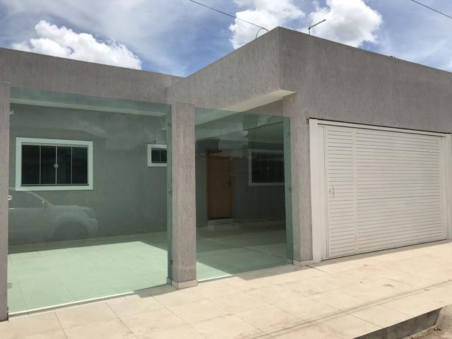 Linda casa em Condomínio Fechado no Setor de Mansões de a Sobradinho - Foto 2