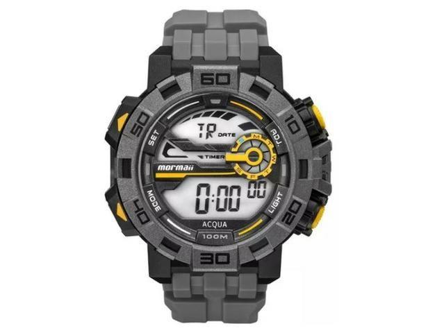 e70d7cea4b1 Relógio Mormaii Masculino Digital Esportivo ( depósito R 146.00 ...