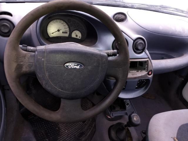 Ford Ka 1.0 Endura 1998 Sucata Em Peças e Acessorios - Foto 3