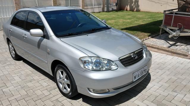 Toyota Corolla XLI 1.8 2008 automático