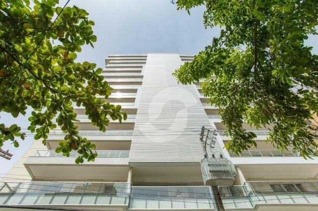 Notting Hill Residence - 2 quartos, 1 suíte e 1 vaga - Próximo ao Campo de São Bento