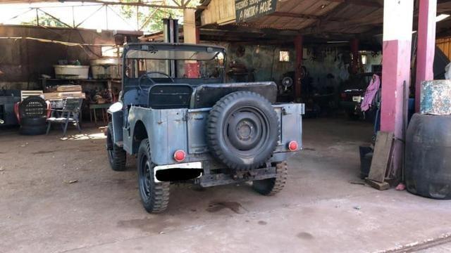 """Willys Jeep CJ-5 1954/1954 """"Coleção"""" - Foto 7"""