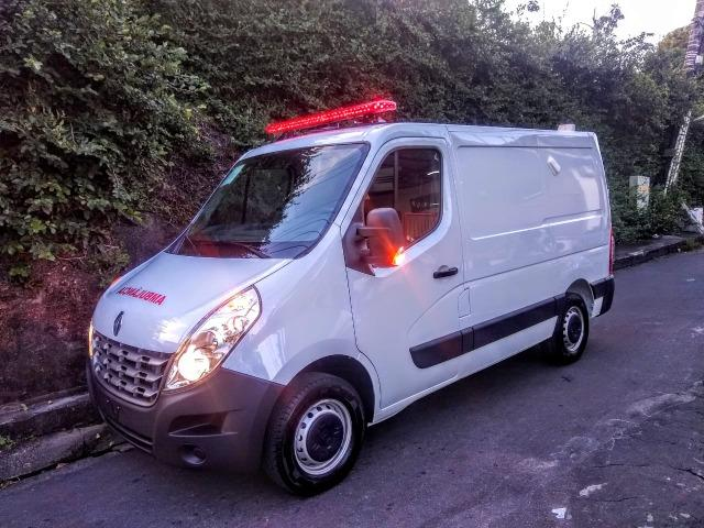 Ambulância Simples Remoção (Pack Confort)