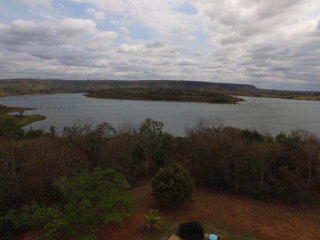 Chácara no Lago de Manso C/ Casa Beira de Rio e Piscina - Foto 17