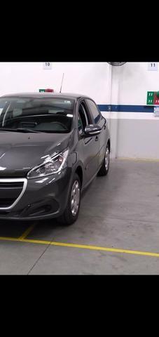 Peugeot 208 ano 2018 novo