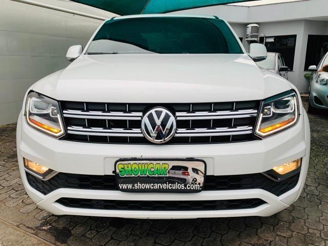 Vw - Volkswagen Amarok Highline Extreme Top de linha , aro 20, !!, Abaixo Fipe!!! - Foto 8
