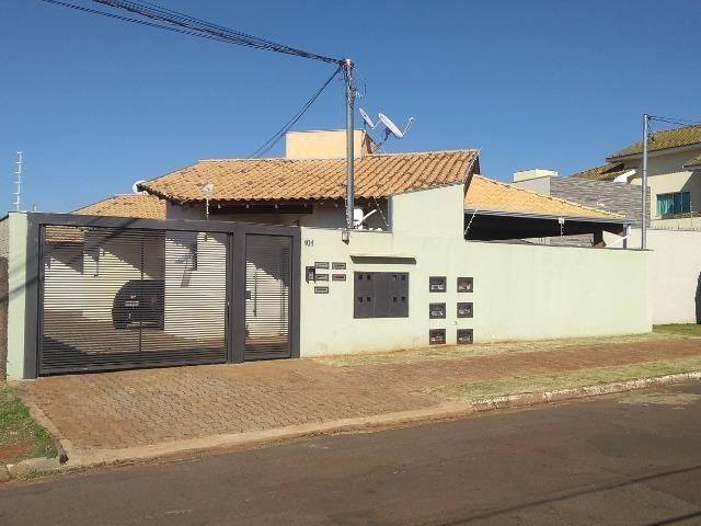 Linda Casa-Condomínio na Vila Planalto