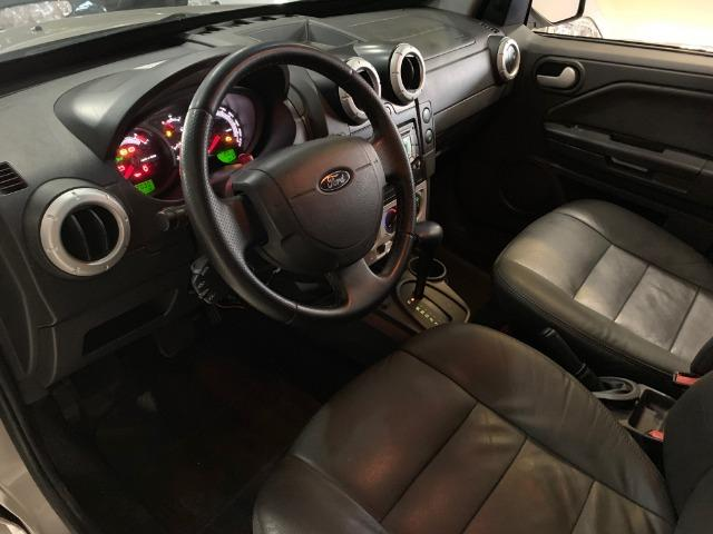 Ford Ecosport XLT 2.0 Automatica 2012 muito nova + GNV, Ipva 2019 Gratis - Foto 7