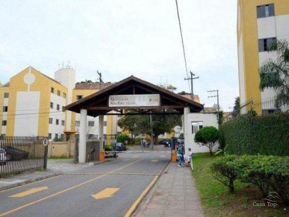 Apartamento à venda com 3 dormitórios em Cidade industrial, Curitiba cod:1416 - Foto 6