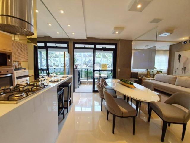 ECOVILLE - Lindo apartamento de 2 dormitórios 1 suíte no condomínio MADRI - Foto 5