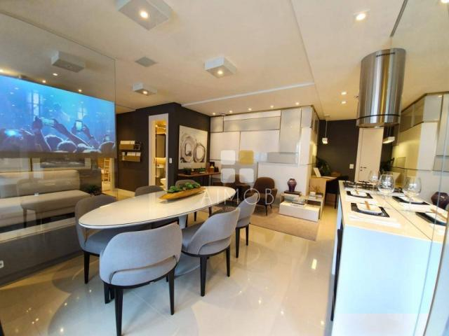 ECOVILLE - Lindo apartamento de 2 dormitórios 1 suíte no condomínio MADRI