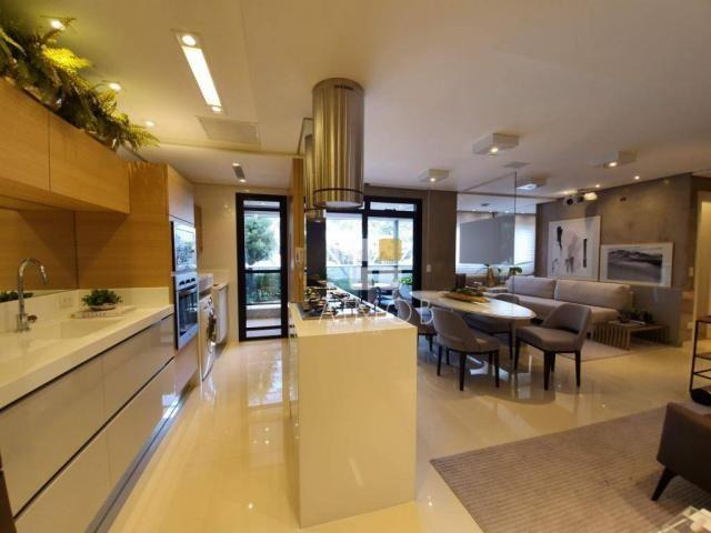 ECOVILLE - Lindo apartamento de 2 dormitórios 1 suíte no condomínio MADRI - Foto 3