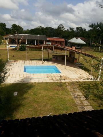 Chácara em condomínio fechado em Benevides Amazon Flora aceito permuta - Foto 12
