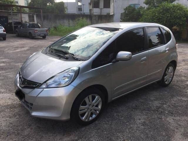 Honda Fit Ex Automático - Foto 2