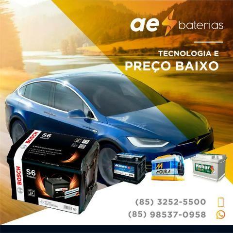 Super preço na bateria 90Ah Bosch