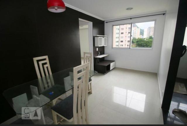 Lindo apartamento de 2 quartos