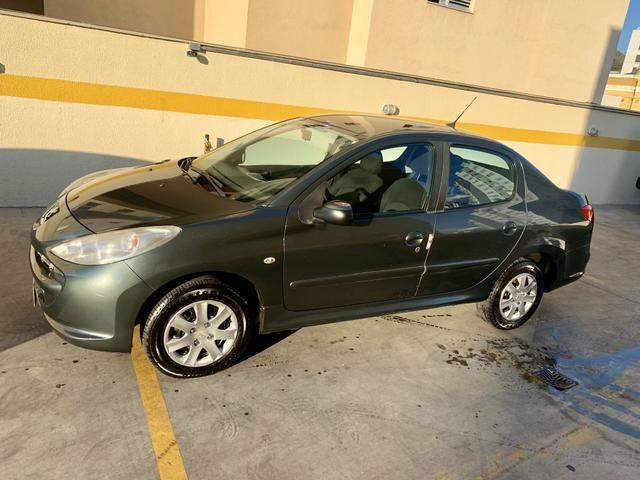 Peugeot 207 1.4 2012 sedan para locação APP/UBER/PARTICULAR ETC - Foto 4