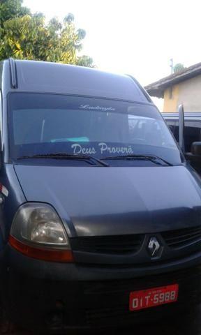 Vende uma Van Renault Master 2012