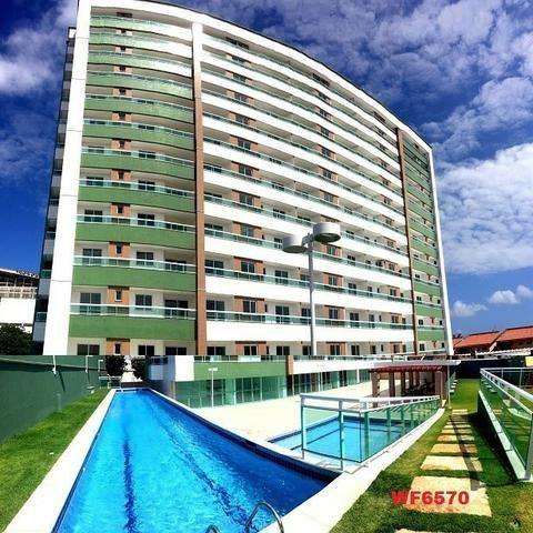 AP1556 Santiago Residence, apartamento com 2 quartos, 2 vagas, área de lazer completa