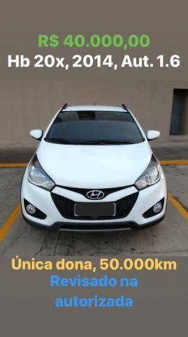 Hyundai hb20x 2014/2014 1.6 16v premium flex 4p automático - Foto 6