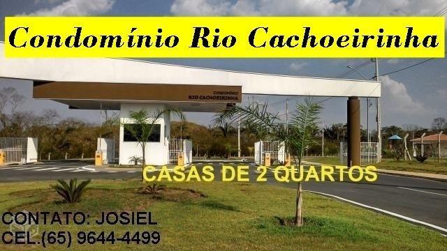Condomínio Rio Cachoeirinha Aceita Financiamento