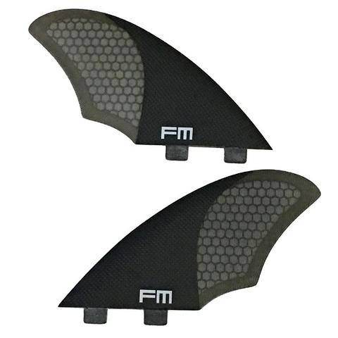 Quilhas de Carbono Fcs, Fcs 2 e Futures Novas Kit Completo - Foto 4